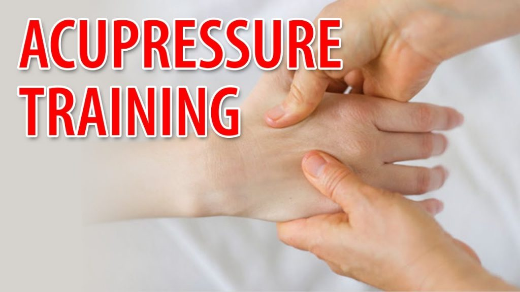 Finding an Acupressure Counselor Using the Training