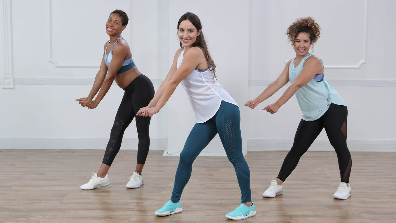 Dance To Keep Fit And Feel Fabulous