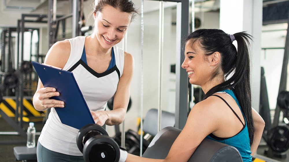 Obtain The Best Personal Fitness Trainer After Which Benefit From The Benefits